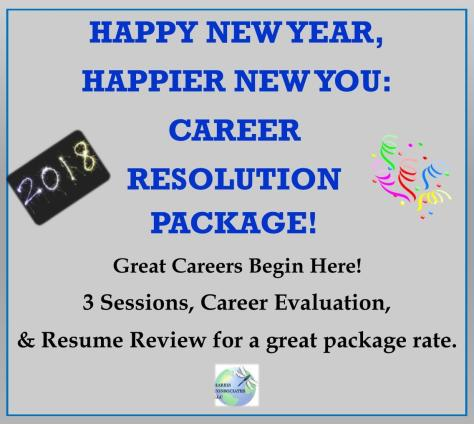 New Year Career Resolution Package