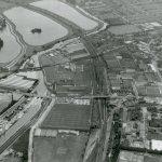Overhead view 1960s