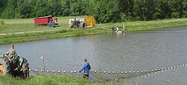 Farm Pond Fish Stocking