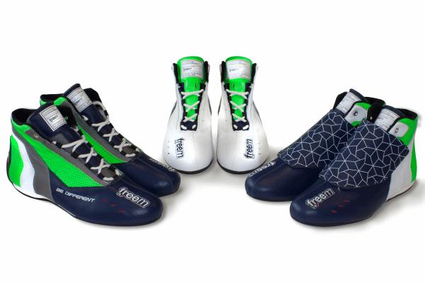 FreeM Racewear NZ shoe