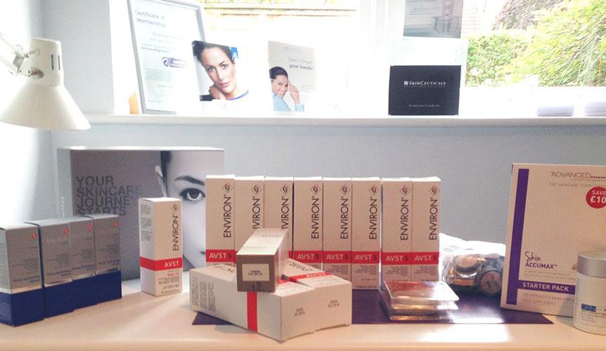 Beauty Products Harrogate