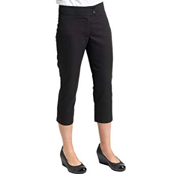 Dennys Cropped Beauty Trousers