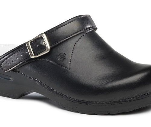 Toffeln FlexiKlog Leather Clogs Size 3-8