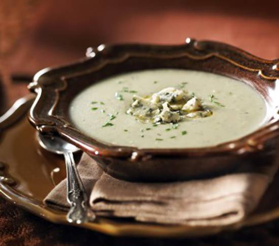 Canada's Best Potato-Leek Soup