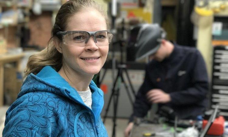 Krista Cassidy of Site 3 CoLaboratory