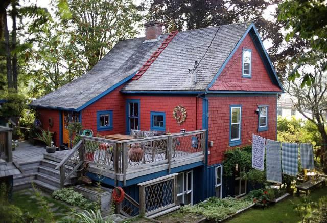 Copper+Beech+House