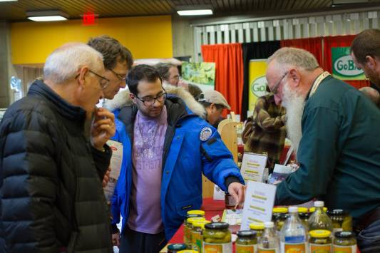 Guelph Organic Conference 1
