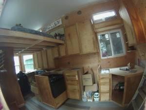 Inside Tiny Home