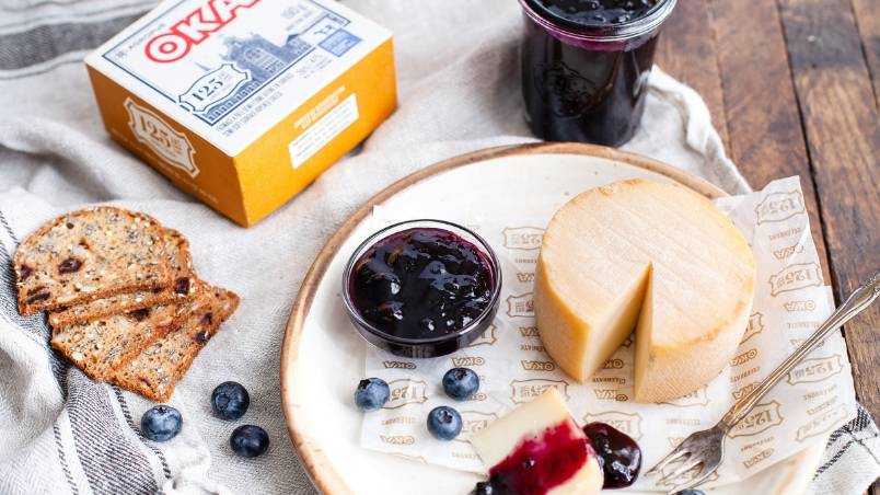 2018 – OKA CHEESE is turning 125