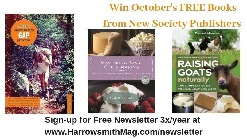 October Free Books