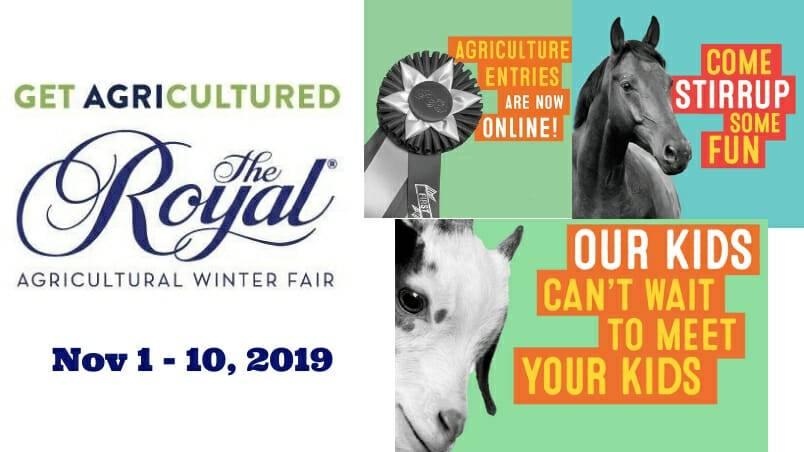 The Royal Agricultural Winter Fair 2019