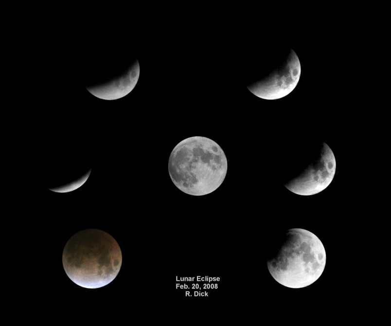 Lunar Eclipse - Robert Dick