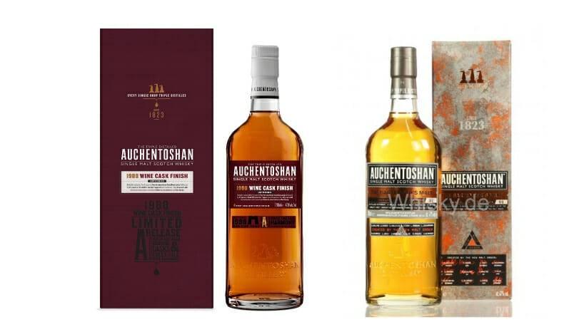 Auchentoshan Bartender's Malt Edition 02 makes a Lowlands Sunset