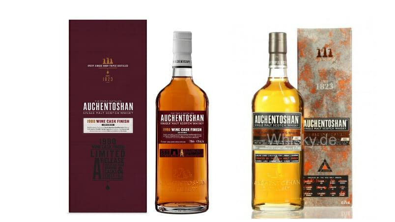 Auchentoshan Bartender's Malt Edition 02 makes a Lowlands Sunset
