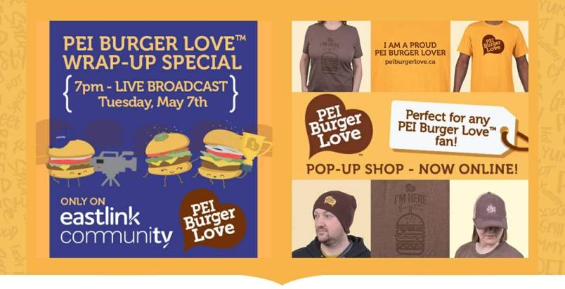 pei burger love