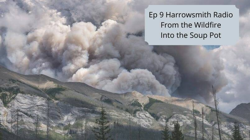 Ep 9 From the Wildfire Into the Soup Pot