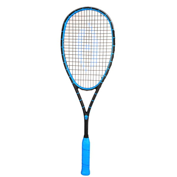 Harrow Sports Squash Racket Misfit blau
