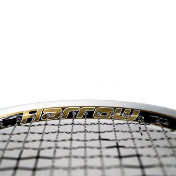 Harrow Sports Kunden Squash Racket Wee Wern Low - Silk