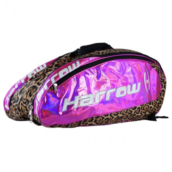 Harrow Sports Craze Bag pink/leopard