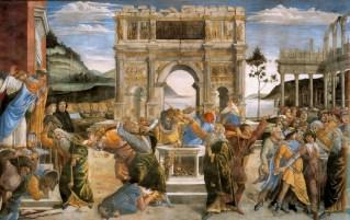 Korach's Rebellion: A Case Study
