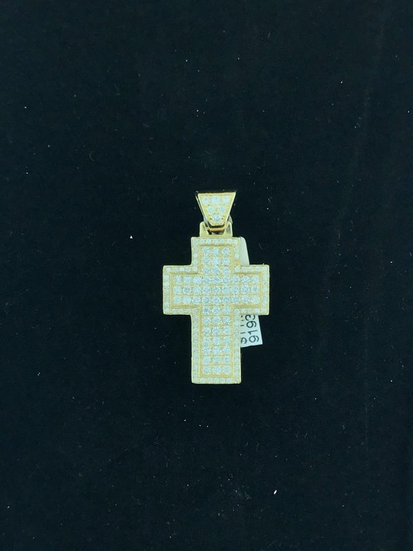 Harry Glinberg Jewelers - Diamond Cross