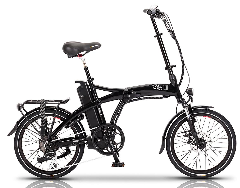 Volt Metro 00 Electric Bikes Folding