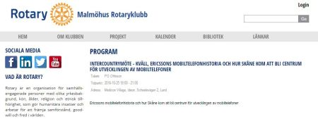 2016-10-25-Malmöhus Rotaryklubb