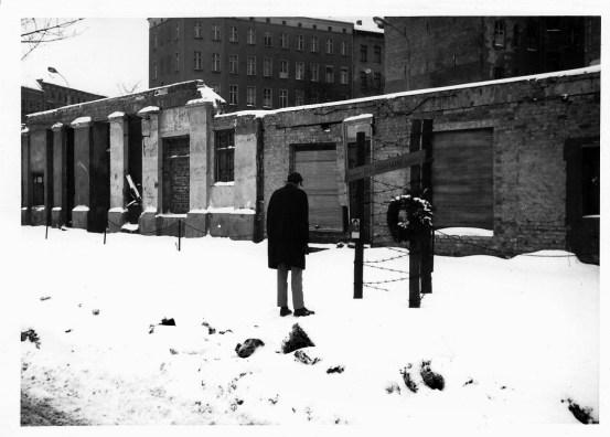 Berlijnse Muur - 1970