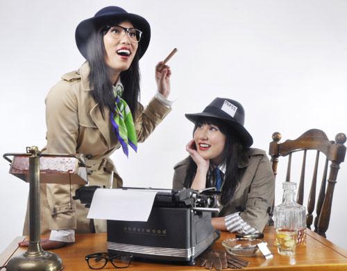 Diana Nguyen and Jen Wang of Disgrasian.com