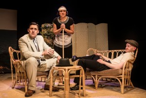 Crimes Under the Sun: the crime spoof drama is on a nationwide tour