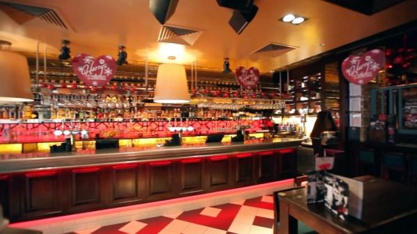 Harry's Bar Newcastle - Xmas Bar Gallery