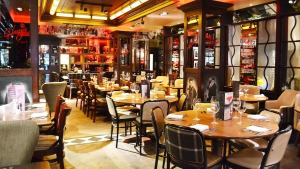 Harry's Bar Newcastle - Interiors