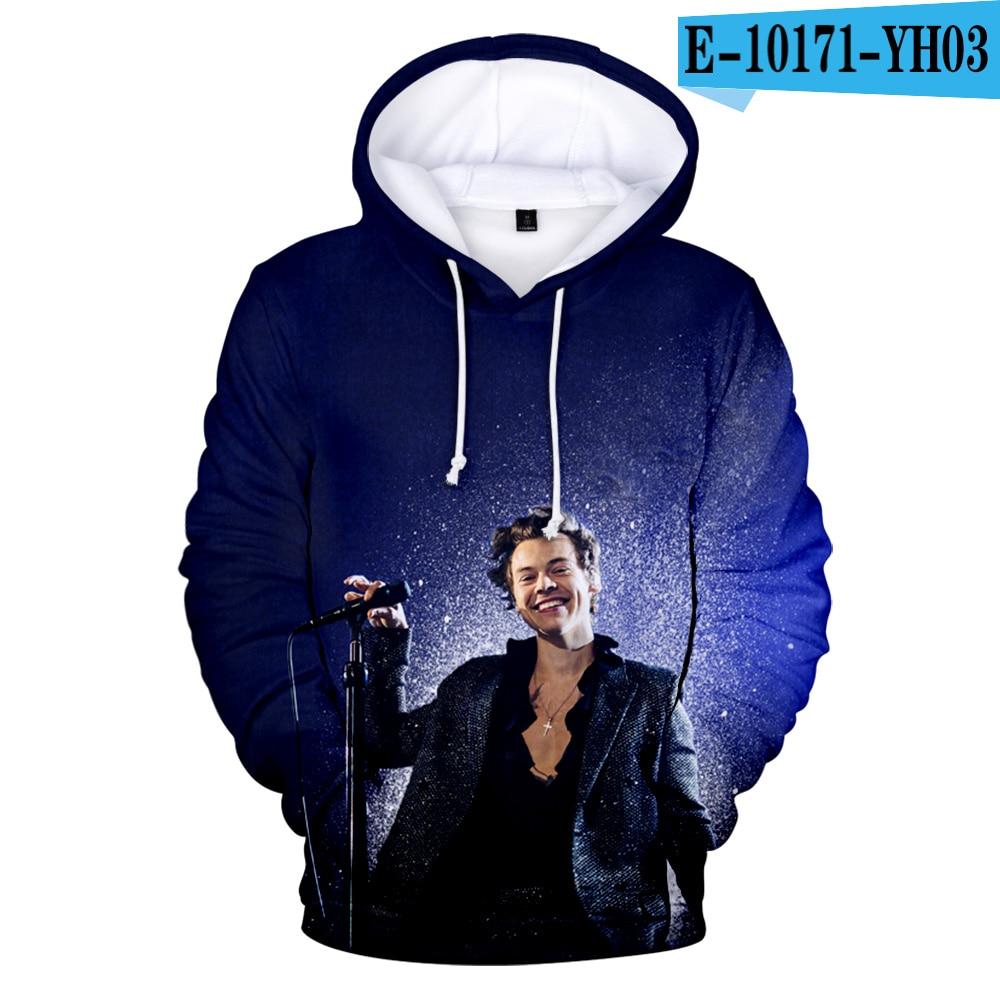New Harry Styles 3D Hoodie
