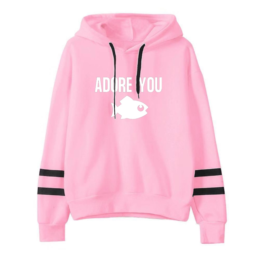 Adore You Harry Styles Patchwork Hoodie