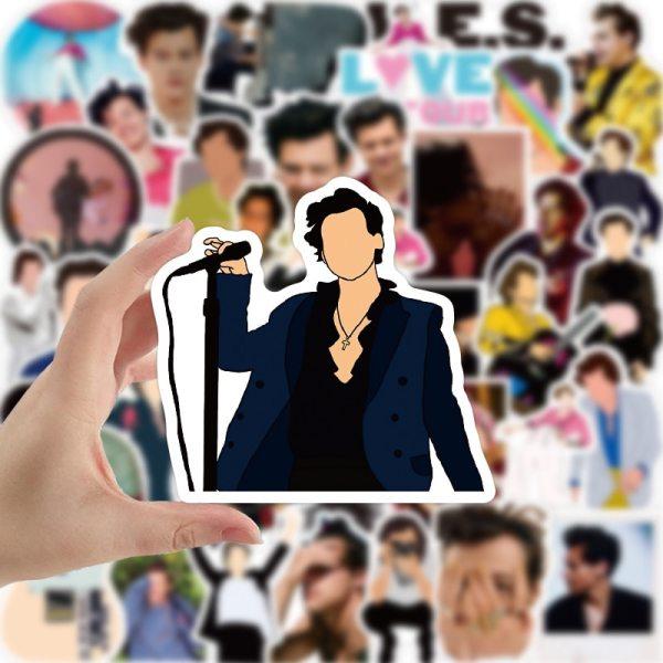 100PCS Harry Styles Graffiti Stickers