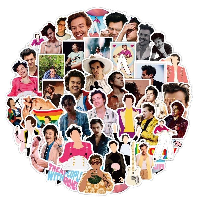 50PCS British Singer Harry Edward Styles Poster