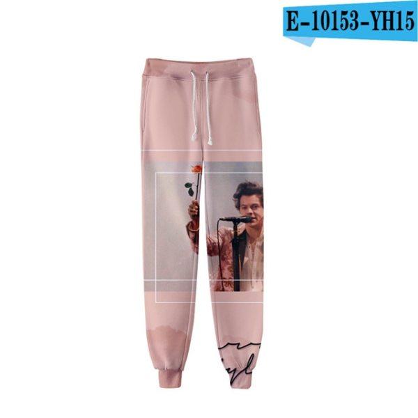 2021 Harry Style Sweatpants
