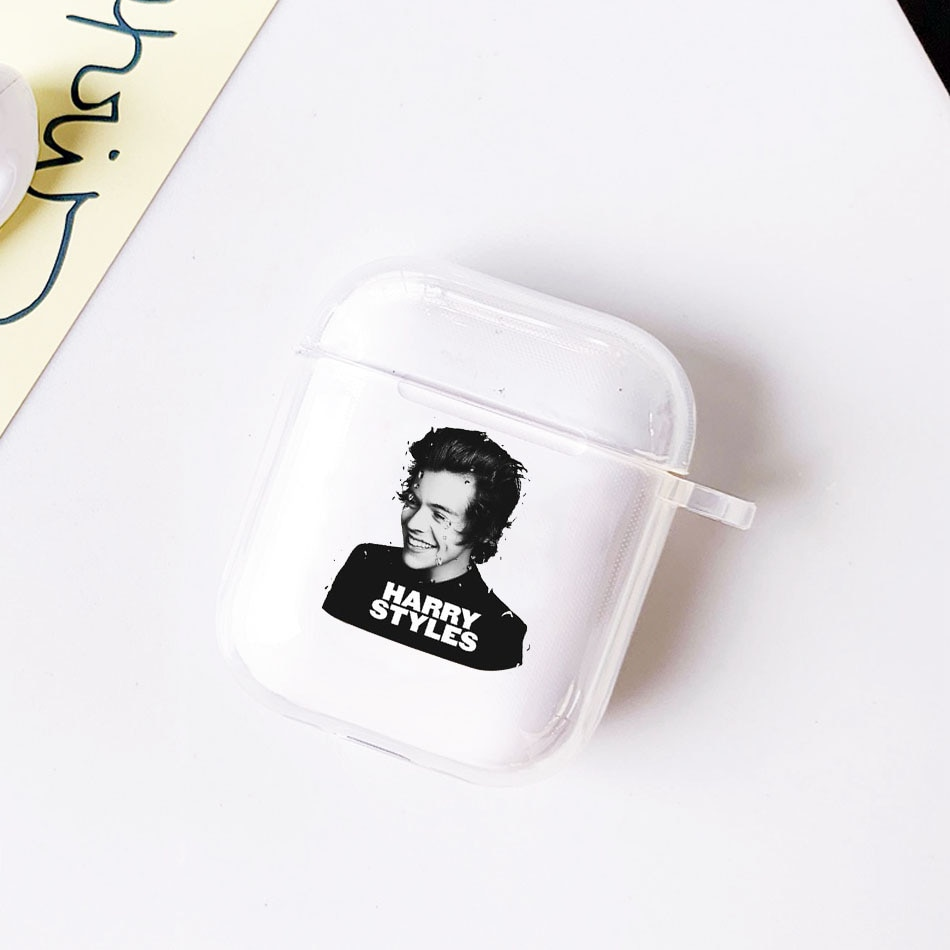 New Harry Styles Case for Airpods 1 2 Wireless Bluetooth Earphone Cases