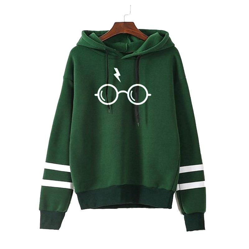 Harry Style Glasses Print Women Sweatshirt Hoodies Fleece Top Slim Tracksuit Brand Clothes Harajuku Trumble Moletom Woman Tops