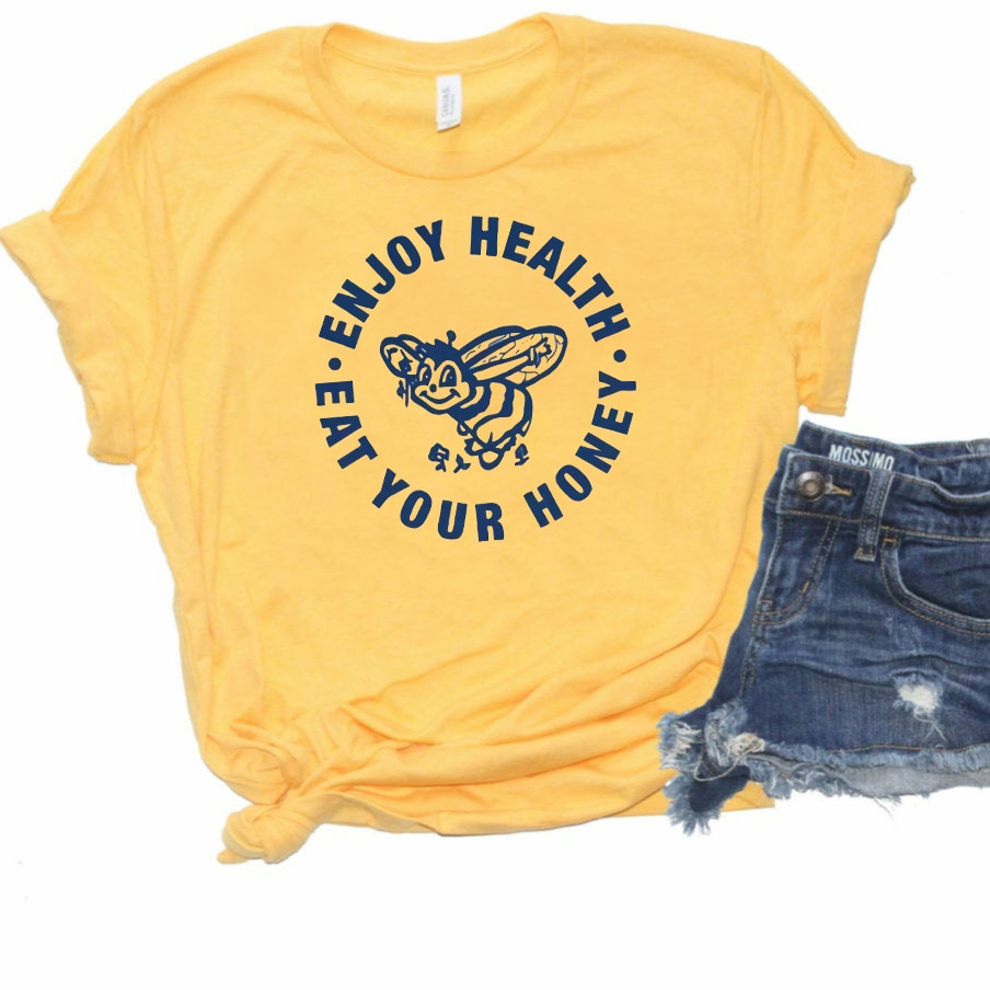 Harry Styles T-Shirt Enjoy Health Eat Your Honey Shirt