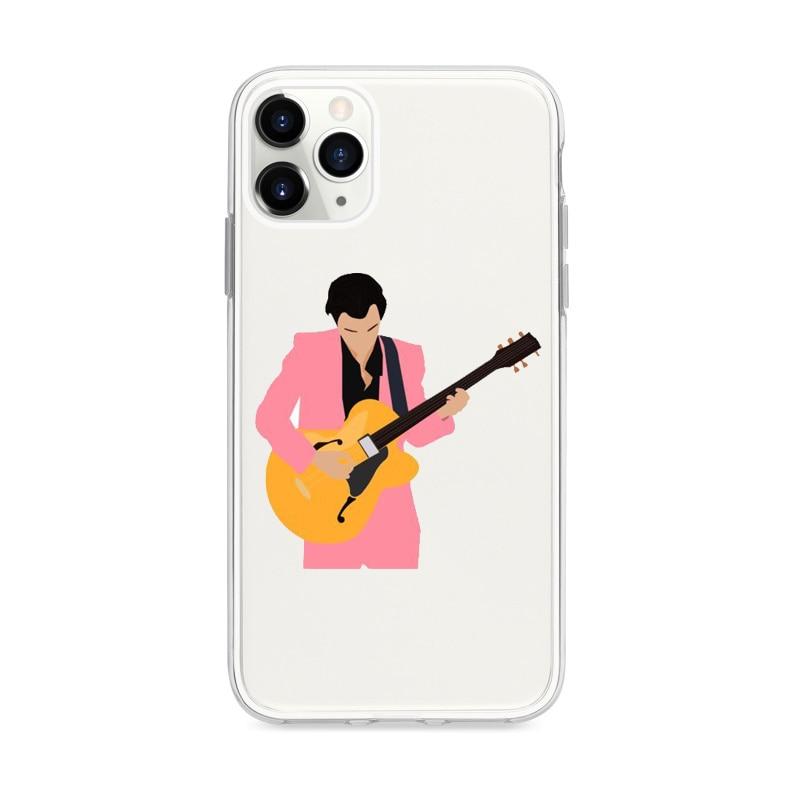 Harry Styles Phone Case for iPhone 11 Pro MAX SE 2020 6S Plus 7 8 Plus X XS Max XR Soft Case