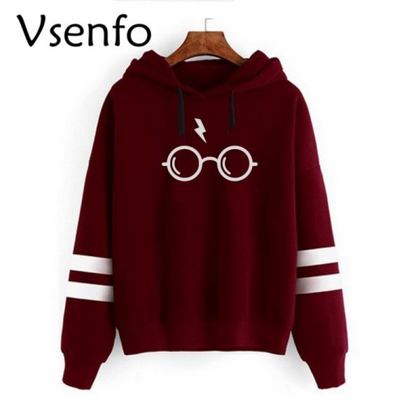 Harry Style Glasses Print Women Sweatshirt Hoodies For Woman