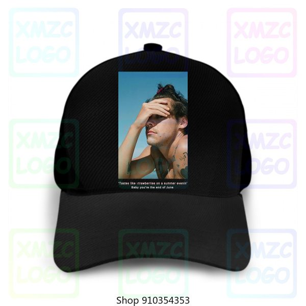 Harry Styles Treat People With Kindness, Tpwk Baseball Cap Hats Women Men