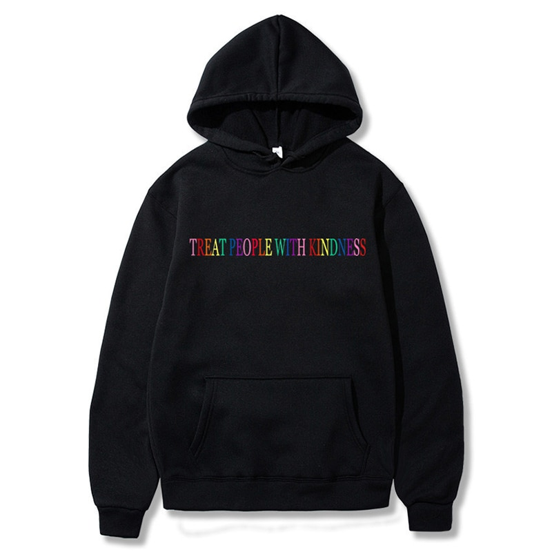 Harry styles merch Hoodies Vrouwen Mannen Treat People With Kindness