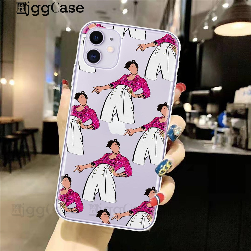 Harry Styles Love On Tour 2020 Fine Line Phone Case for iPhone 12 Mini 11 Pro X XR Xs Max 8 7
