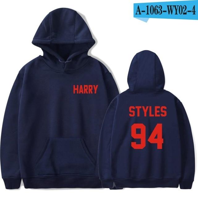 Harry Styles 94 Printed Hoodies Jacket For Women/Men