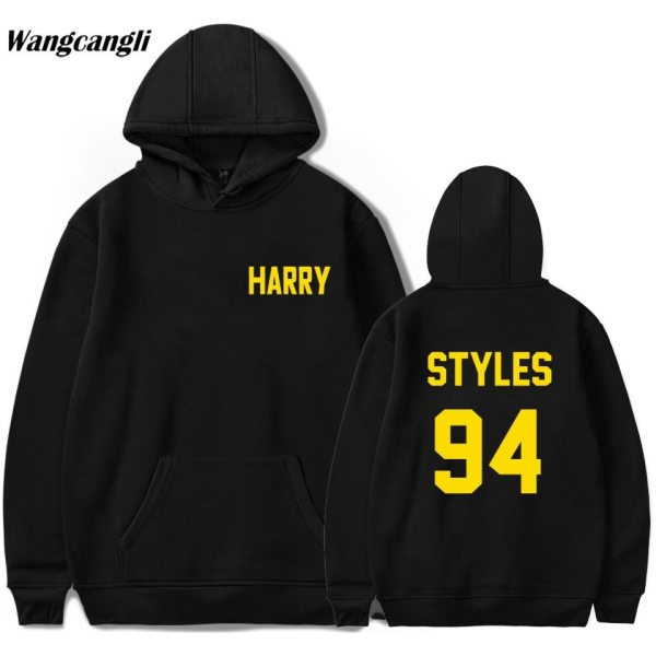 Harry Styles 94 Printed Hoodies Jacket For Women/Men