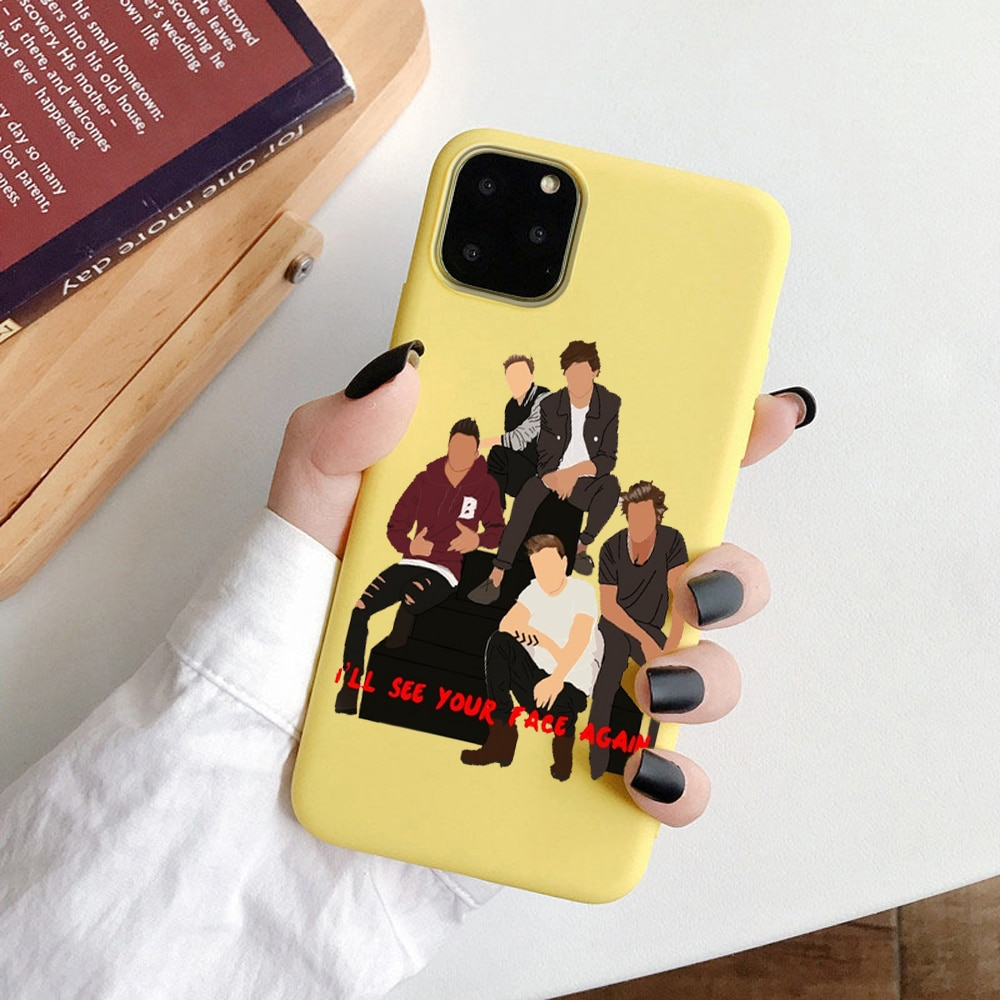 Harry Styles Cover For iphone 11 12 SE X 7 XS XR 11Pro 11ProMax 12ProMax