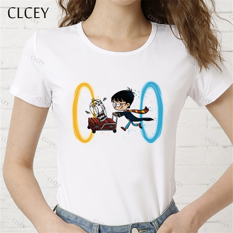 Korean Harry Styles T Shirt New Girls 90s Streetwear