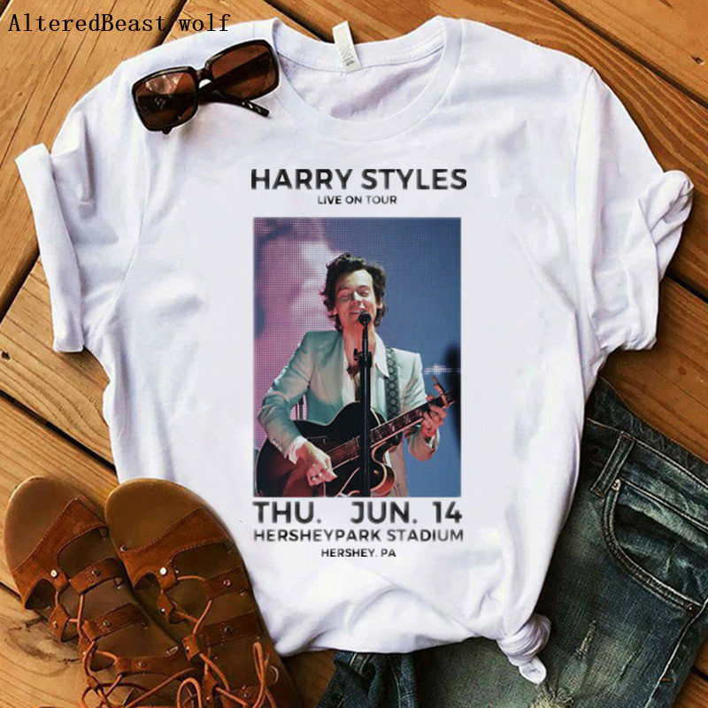 Butterfly Harry Styles T-shirt For Women